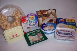 Otros quesos y derivados