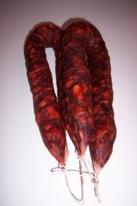 Chorizo rollo